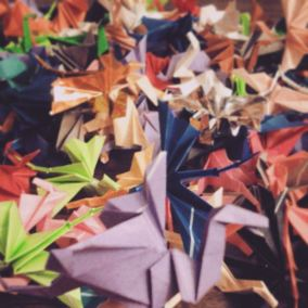 origami-dragons